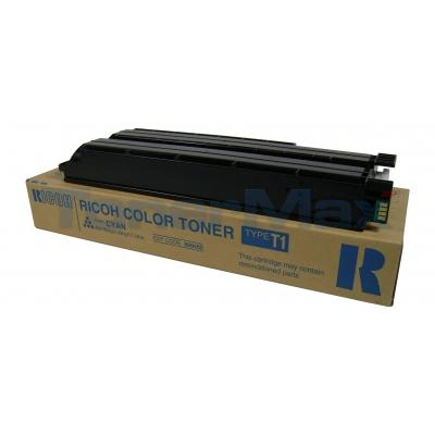RICOH TYPE T1 TONER CYAN
